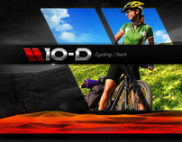 10-D Cycling tech
