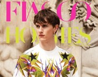 ON CAMPUS / Fiasco Hommes Cover