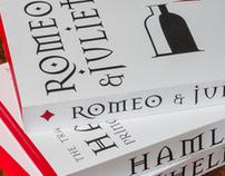 Shakespeare book series