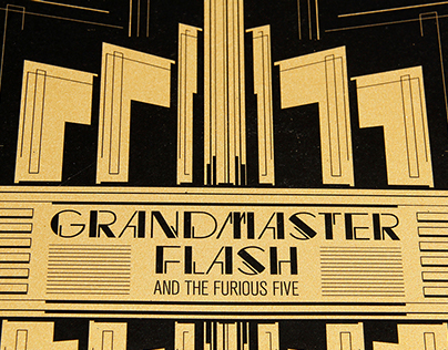LP - Vinilo // Grandmaster Flash - The Messege