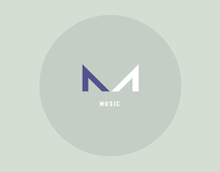 Make Music - Logo Mockups