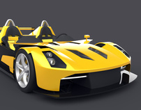 Sports Car Project - Suredesign