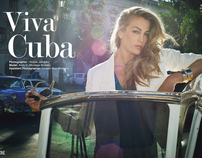 Viva Cuba - editorial in 23magazine.com