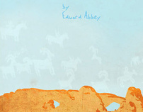 Book Cover - Desert Solitaire by Edward Abbey