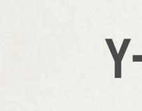 Y-axis IT logo