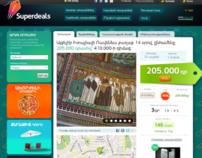 Superdeals website