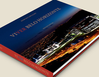 BOOK DESIGN by Alan Lima - VIVER BELO HORIZONTE - 2a ed