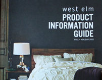west elm Product Information and Monogram Guides