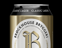 Brøckhouse 33cl Can