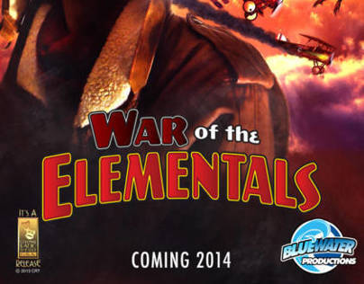Audio Dramatist - 'War of the Elementals'