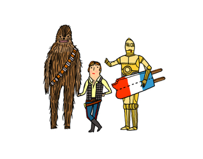STAR WARS pals