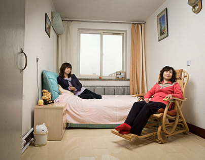 Women at Home - China