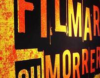 "Cine MuBE ""Shoot or Die"" – film festival"