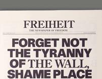 ISTD-Freiheit Newspaper