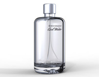 Perfume Bottle for Davidoff
