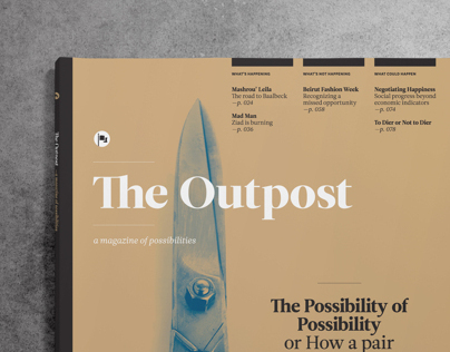 THE OUTPOST #00