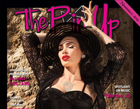 Pin Up Magazine Summer 2012 Cover