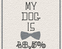 My Dog is 48,5% Smarter Than Me