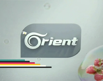 Orient TV sound design