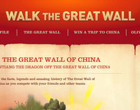 Kelloggs - Walk the Great Wall