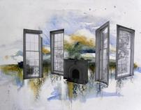 The Surrealists Bedroom Series