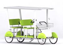 Surabaya Zoo Quadricycle