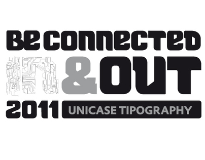Beeper In & Out Typeface