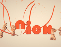Assignment #6 - Nickelodeon Ident II