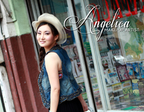 Angelica Make-Up Artist Self Promotion