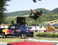 Slackline Contest (Natural Games 2012)