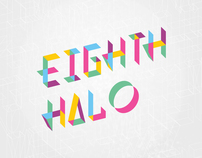 Eighth Halo Typography