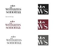 William and Sonoma - Logo Redesign