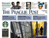 The Prague Post Redesign