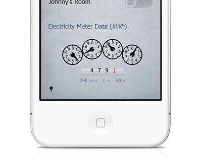 Energy Control App (intelligent house)