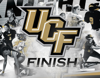UCF Finish 2012 - 2013 FALL