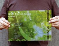 EcoTustM /concept logo booklet