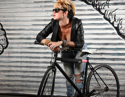 FIXIE PHOTOSHOOT // NEW YORK CITY