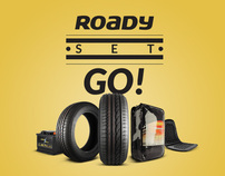 Roady, Set, Go!