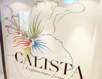 CALISTA ENTRANCE DISPLAY