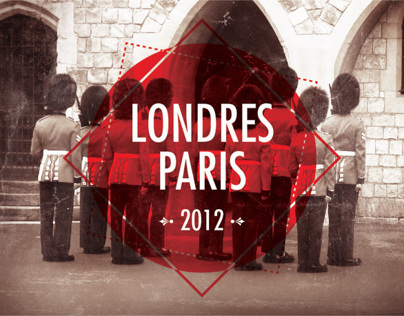 Londres - Paris 2012