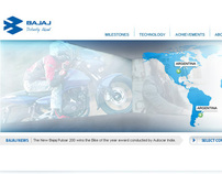 Bajaj Global Designs - 2008