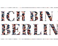 Ich bin ein Berliner - U-bahn patterns