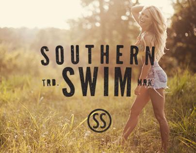 Southern Swim Branding