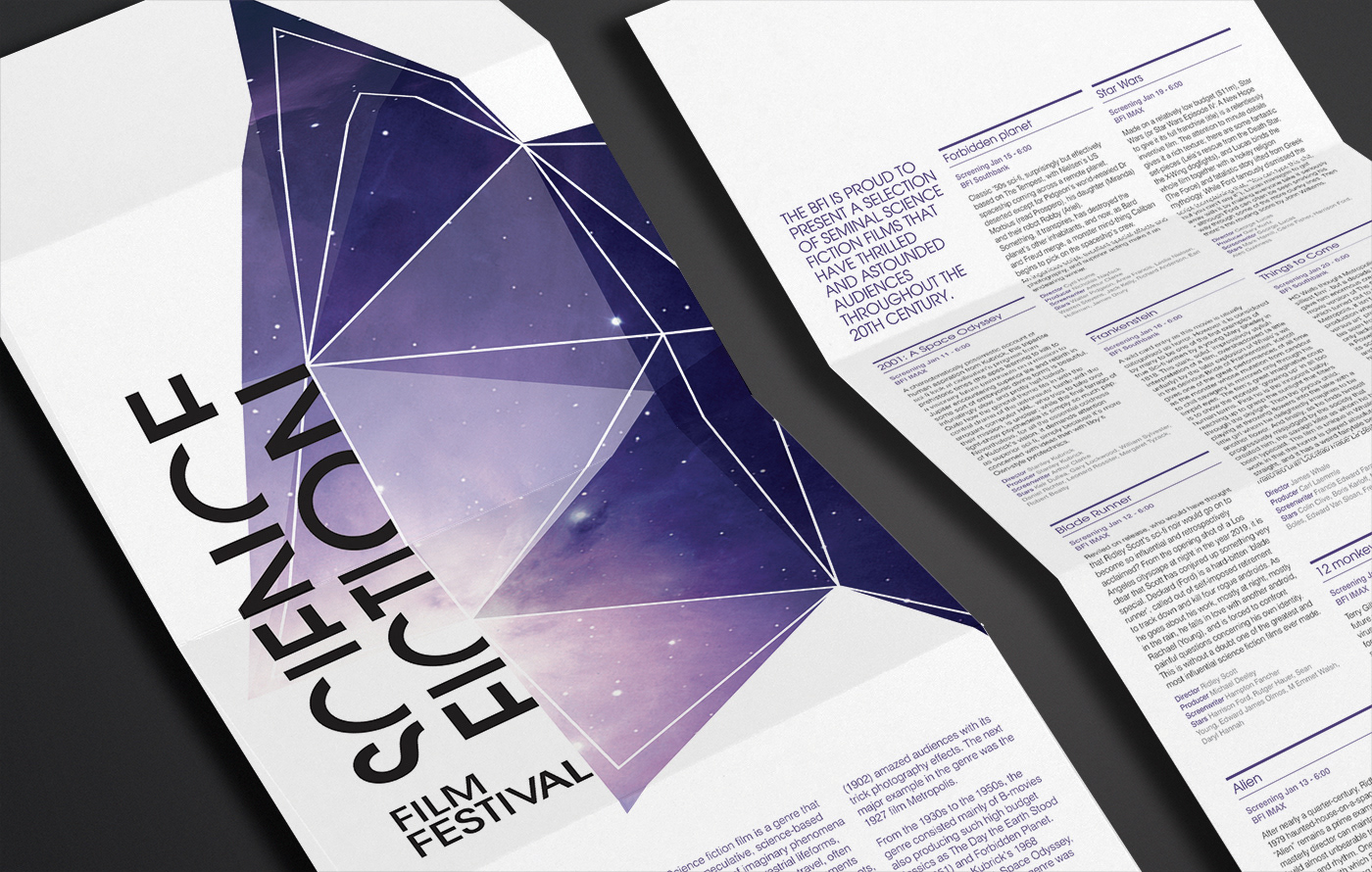 Science Fiction Festival  //  British Film Institute