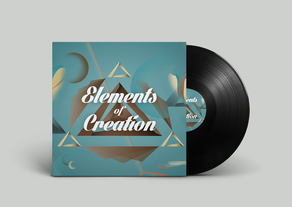 Illutration - Elements of Creation