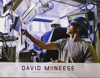 David McNeese, Marketing and Promotion Materials