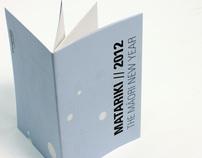 Matariki Calendar Booklet