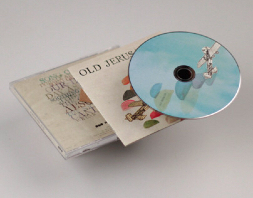 Old Jerusalem CD Package