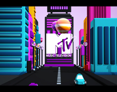 MTV Channel ID | Student Work