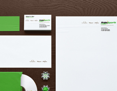 Pride Sports Stationery